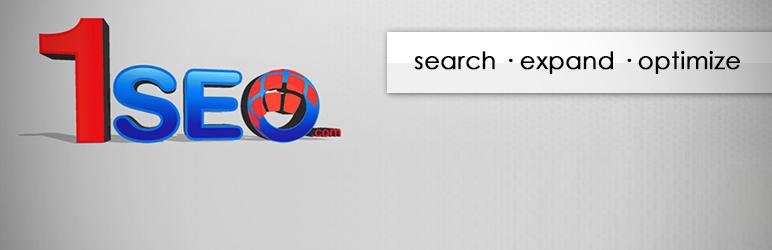 WordPress 1SEO.com Keyword Research Tool Plugin Banner Image