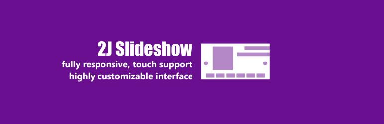 WordPress Images Slideshow by 2J – Image Slider Plugin Banner Image