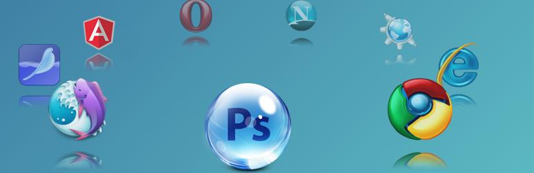 WordPress 3D Cover Carousel Plugin Banner Image