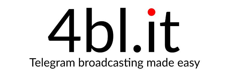 WordPress 4blit Plugin Banner Image