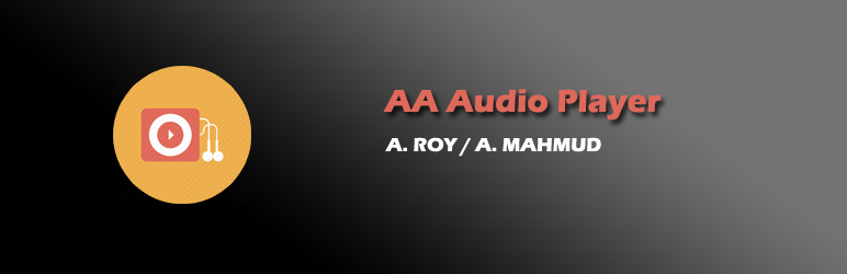 WordPress AA Audio Player Plugin Banner Image