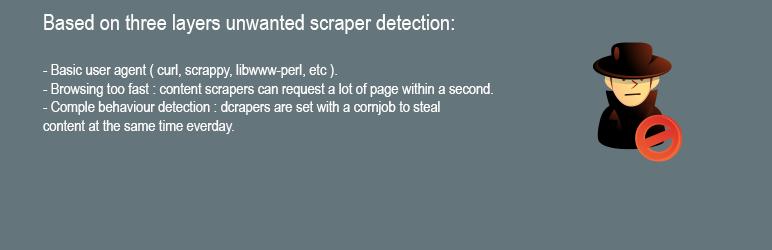 WordPress AC STOP Content Copier Plugin Banner Image