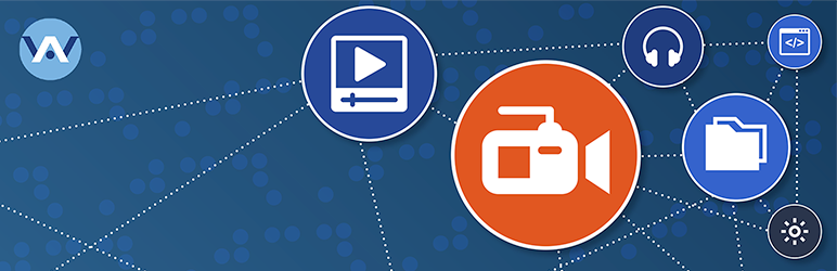 WordPress Accessible Video Library Plugin Banner Image