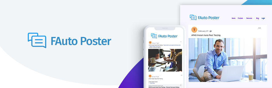 WordPress FAuto Poster Plugin Banner Image