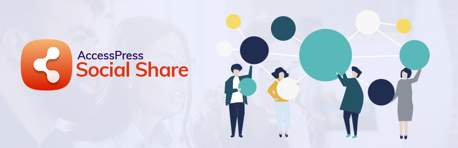 WordPress AccessPress Social Share Plugin Banner Image