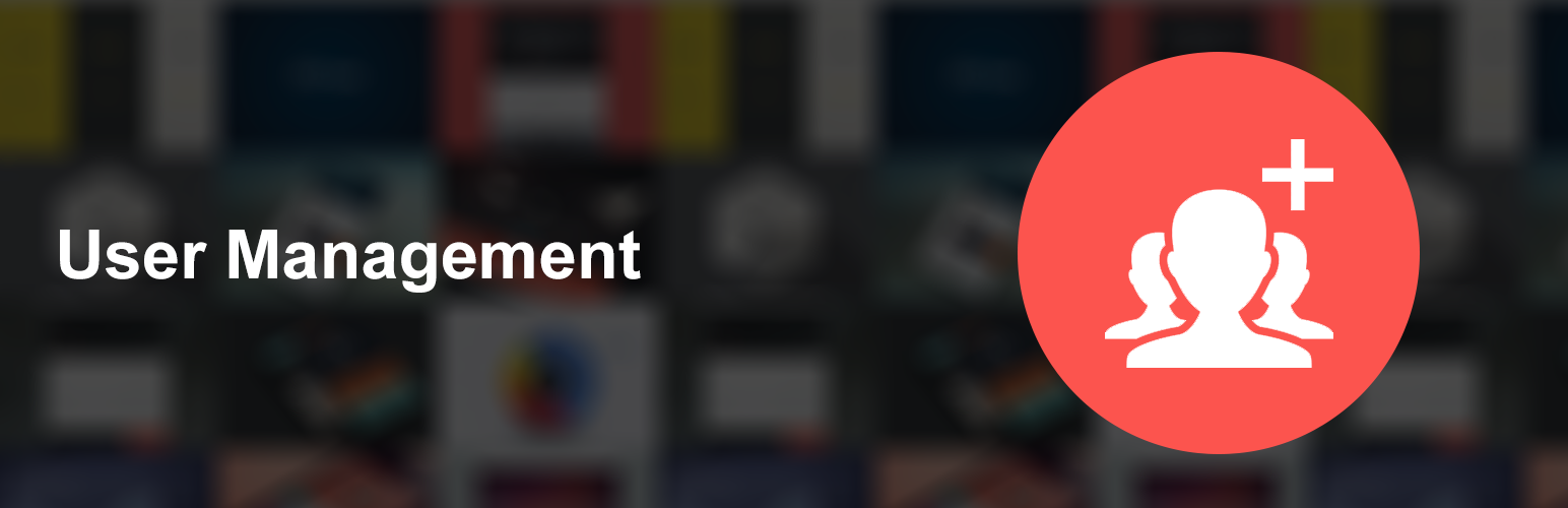 WordPress Ace User Management Plugin Banner Image