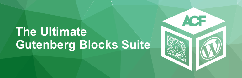 WordPress Gutenberg Blocks – ACF Blocks Suite Plugin Banner Image