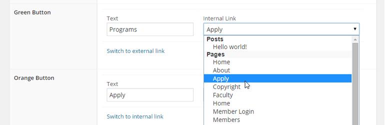 WordPress Advanced Custom Fields: Button Field Plugin Banner Image