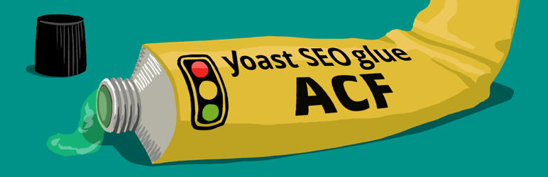 WordPress ACF Content Analysis for Yoast SEO Plugin Banner Image