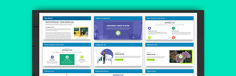 WordPress Flexible Content Preview for Advanced Custom Fields Plugin Banner Image