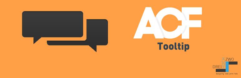WordPress ACF Tooltip Plugin Banner Image