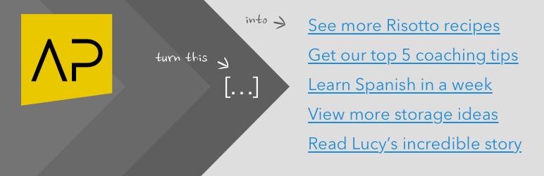 WordPress ActionPress Plugin Banner Image
