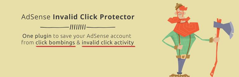 WordPress AdSense Invalid Click Protector (AICP) Plugin Banner Image