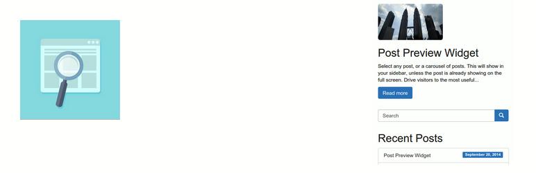 WordPress Adapter Post Preview Plugin Banner Image