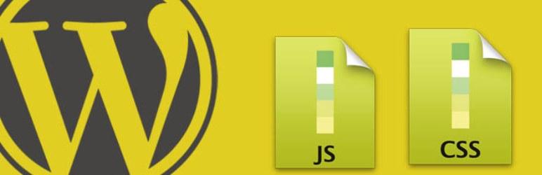 WordPress Add Custom CSS and JS Plugin Banner Image