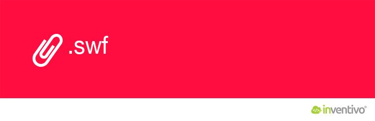 WordPress Add SWF Support for Media Uploader | inventivo Plugin Banner Image