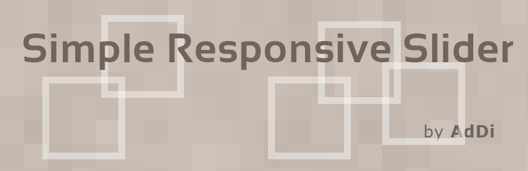 WordPress Simple Responsive Slider Plugin Banner Image