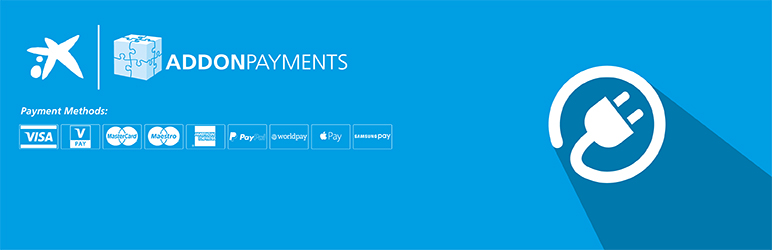 WordPress AddonPayments Plugin Banner Image