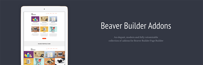 WordPress Livemesh Addons for Beaver Builder Plugin Banner Image
