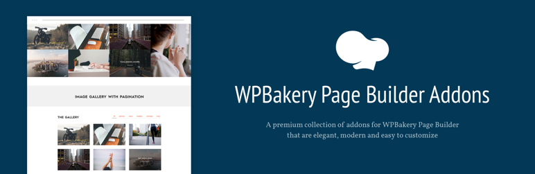 WordPress Livemesh Addons for WPBakery Page Builder Plugin Banner Image