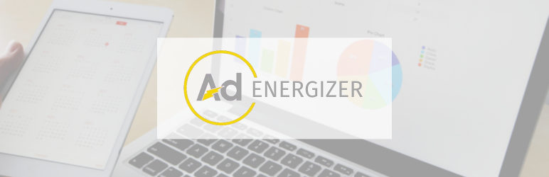 WordPress Adenergizer Plugin Banner Image