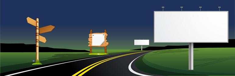 WordPress Admin Ads Plugin Banner Image