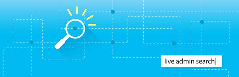 WordPress Admin Command Palette Plugin Banner Image