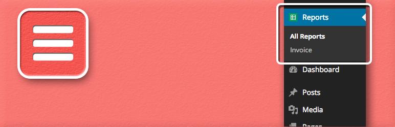 WordPress Admin Menu Class by 010Pixel Plugin Banner Image