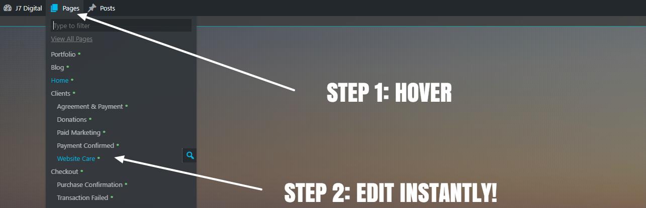WordPress Admin Page Spider Plugin Banner Image