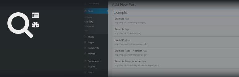 WordPress Admin Title Check Plugin Banner Image