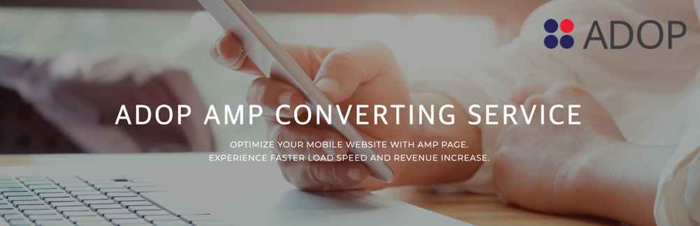 WordPress ADOP AMP Plugin Banner Image