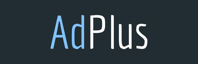 WordPress AdPlus Plugin Banner Image