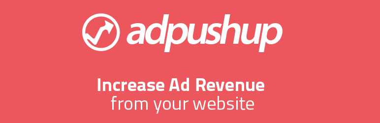 WordPress AdPushup Plugin Banner Image