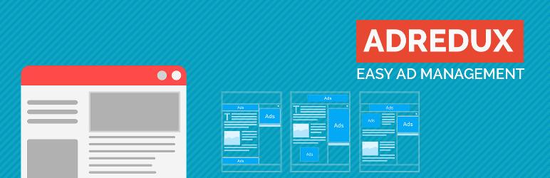 WordPress AdRedux – Insert Ads Plugin Banner Image