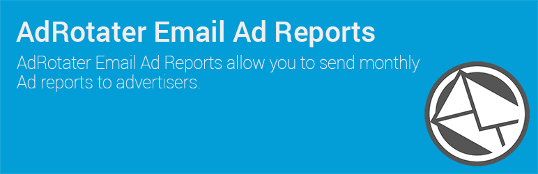WordPress AdRotater Email Ad Reports Plugin Banner Image