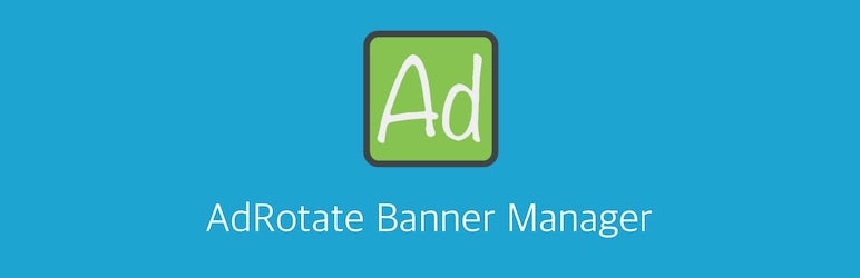 WordPress AdRotate Banner Manager Plugin Banner Image