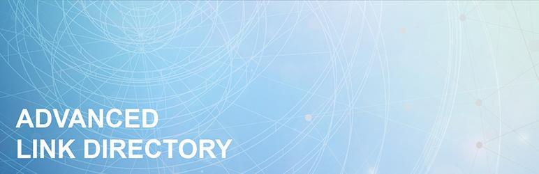 WordPress Advanced Link Directory Plugin Banner Image