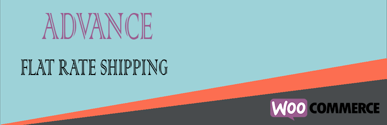 WordPress Advance Flat Rate Shipping For WooCommerce Plugin Banner Image