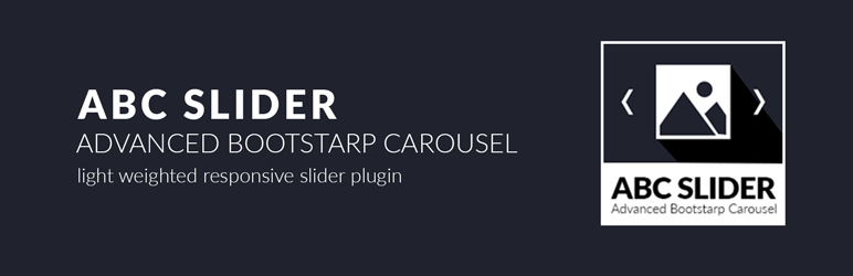 WordPress Advanced Bootstrap Carousel Plugin Banner Image