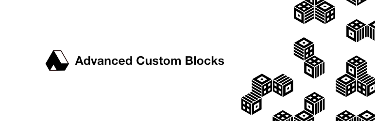 WordPress Advanced Custom Blocks Plugin Banner Image