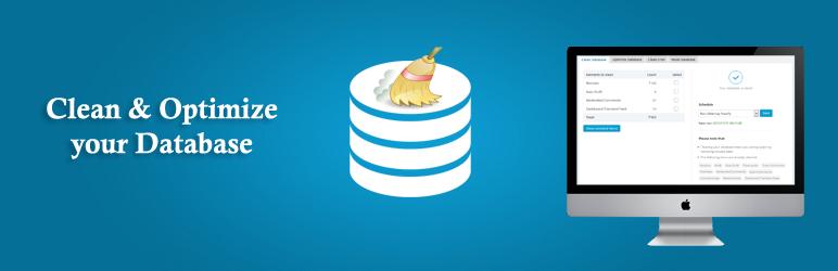 WordPress Advanced Database Cleaner Plugin Banner Image
