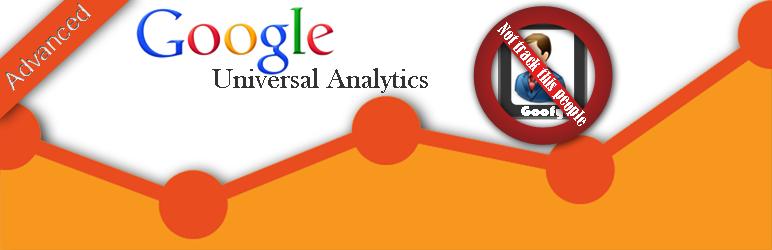 WordPress Advanced Google Universal Analytics Plugin Banner Image
