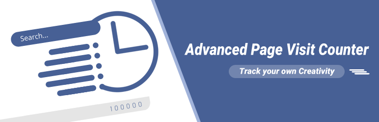 WordPress Advanced Page Visit Counter Plugin Banner Image