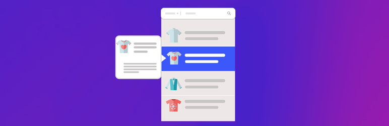 WordPress Advanced Product Search For WooCommerce Plugin Banner Image