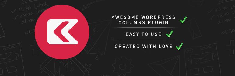 WordPress Advanced WP Columns Plugin Banner Image