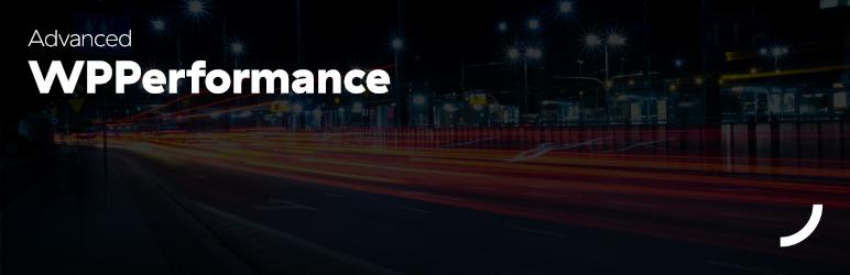 WordPress Advanced WPPerformance Plugin Banner Image
