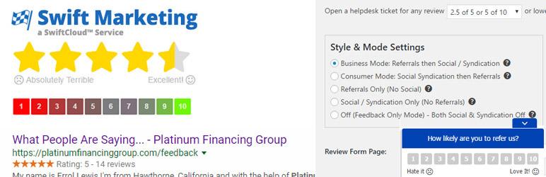 WordPress WordPress Reviews Plugin Plugin Banner Image