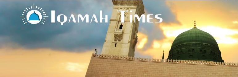 WordPress Adzan and Iqamah Times – A Simple Reminder Plugin Banner Image