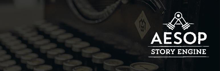 WordPress Aesop Story Engine Plugin Banner Image