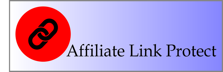 WordPress Affiliate Link Protect Plugin Banner Image